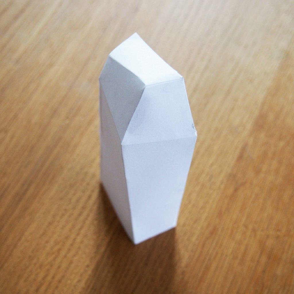 iceberg papier déco