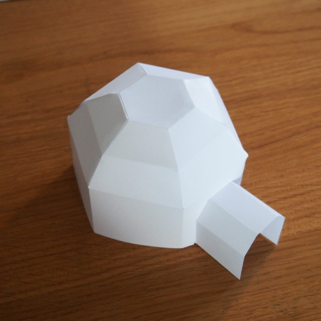 igloo papier