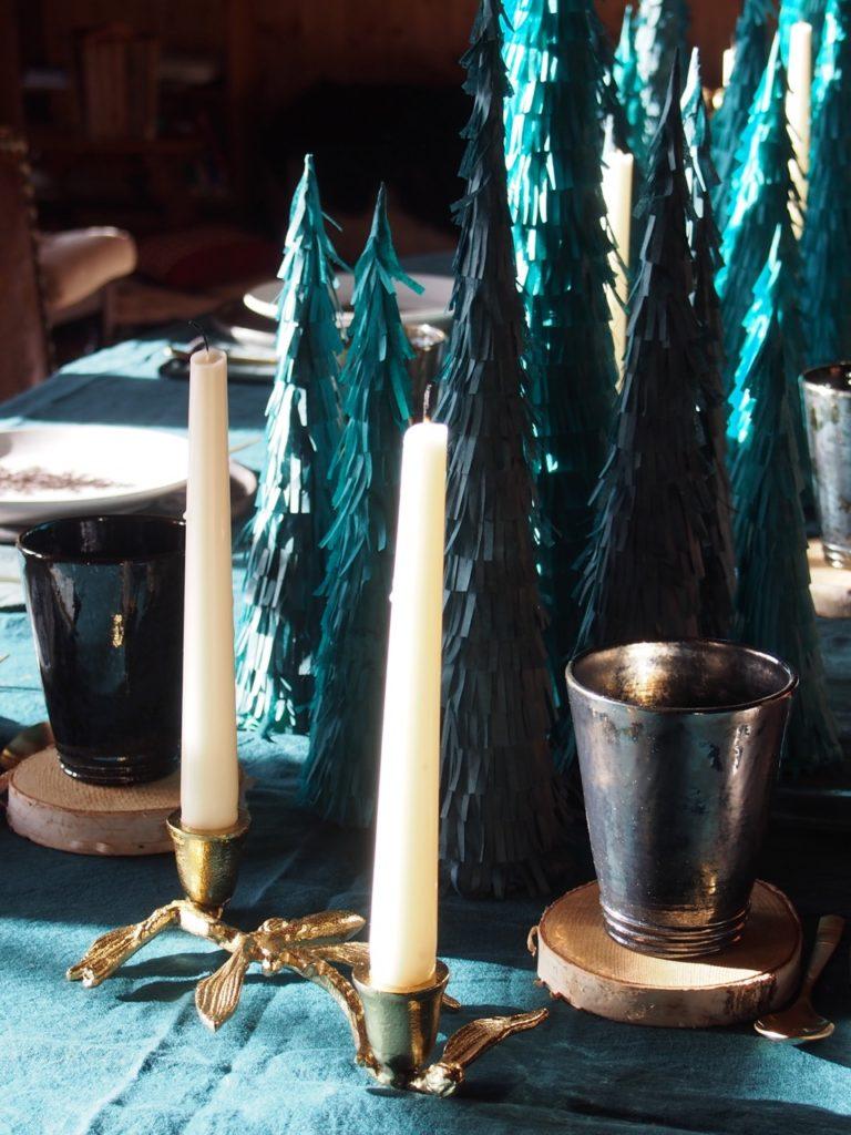 Noël vaisselle de table