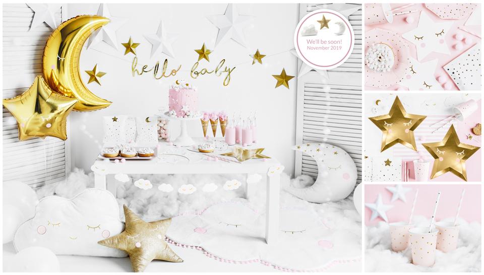 anniversaire thème petite étoile