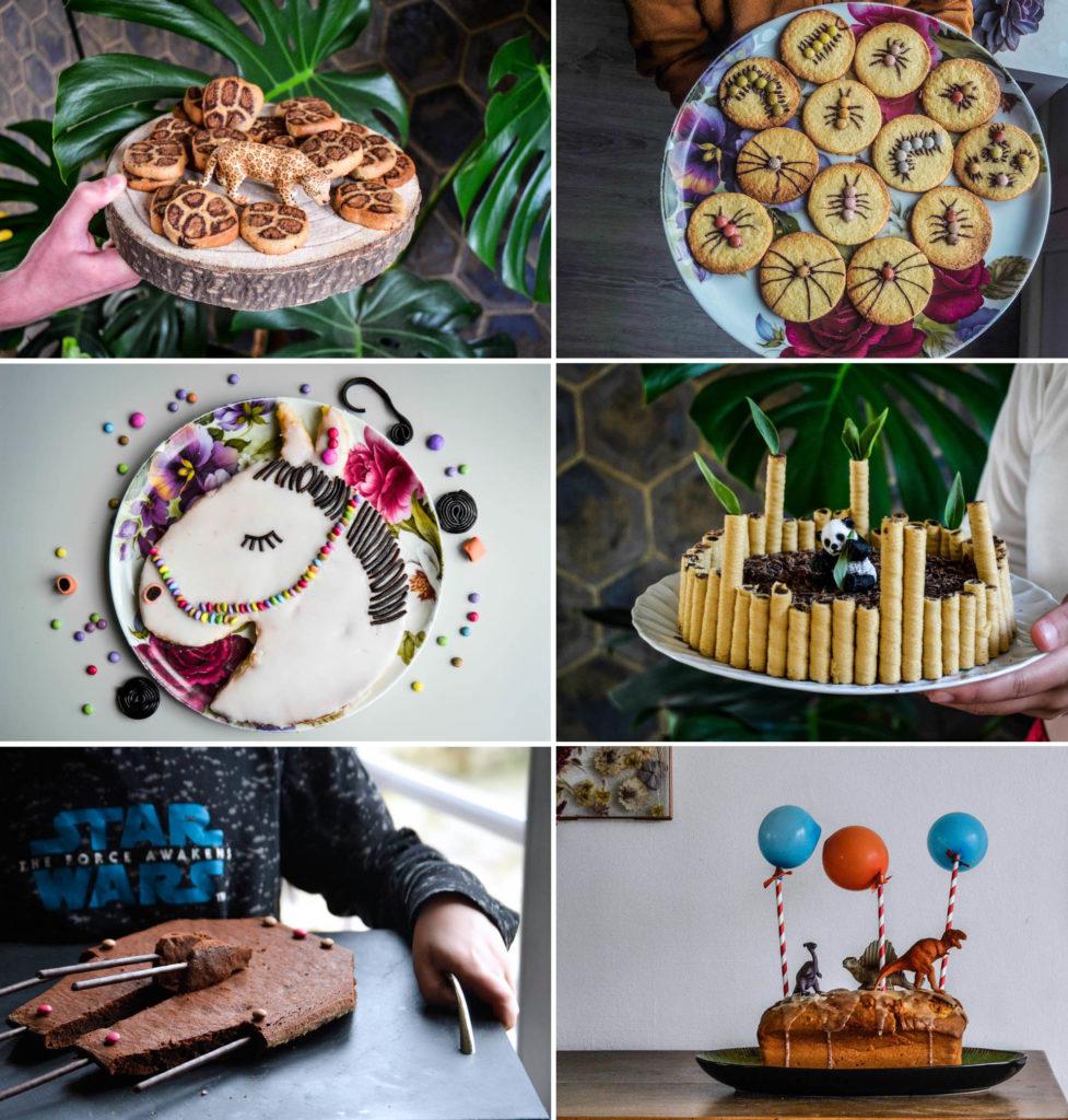 gâteaux anniversaire recettes simples