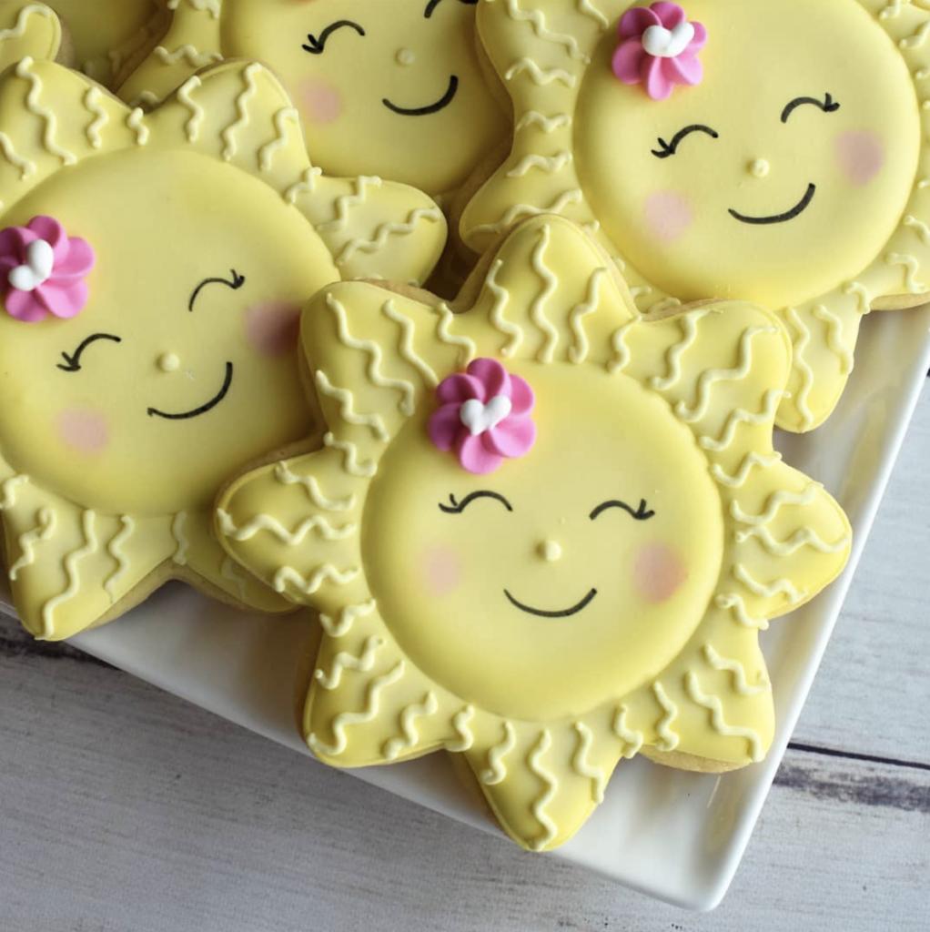 biscuits soleil